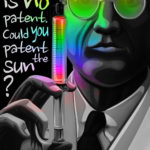 Could you patent the sun?           Μπορείς να πατεντάρεις τον ήλιο;